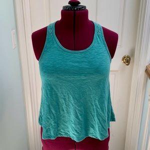 🌞 3/$20 Mossimo Crochet Flowy Tank